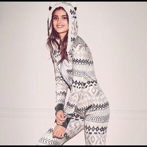 Victoria Secret Onesie Pajama 🌙